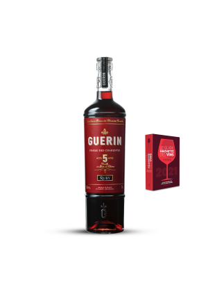 Pineau Ruby Guérin - Rouge